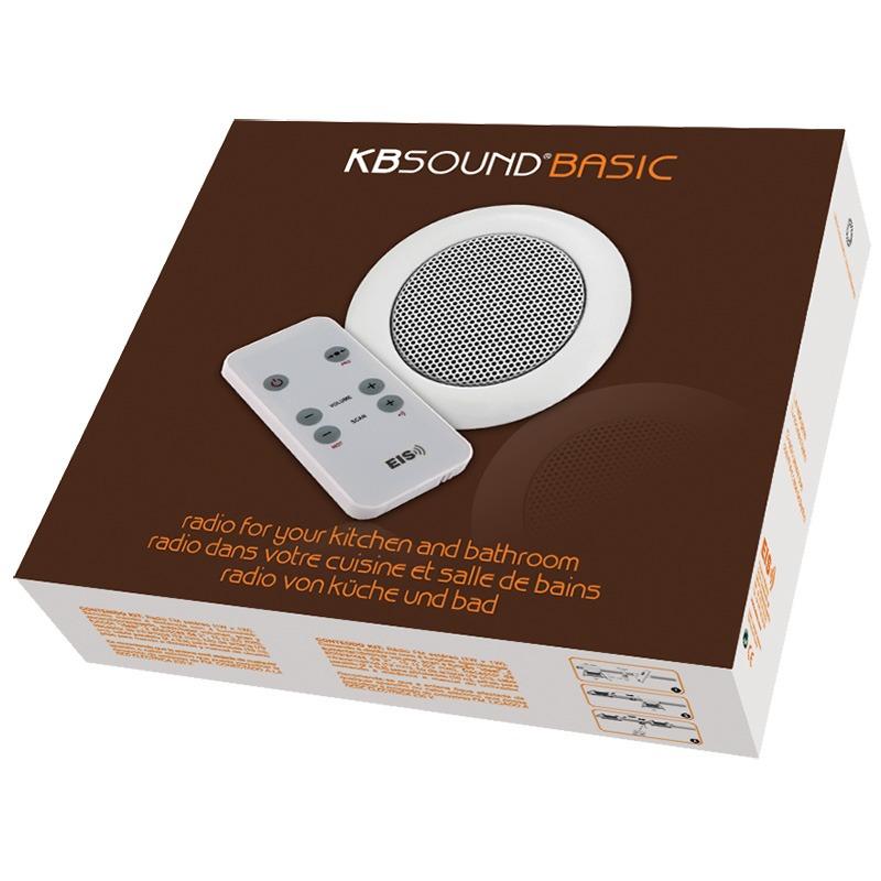 kbsound basic kb sound kitchen and bathroom radios