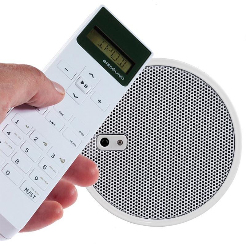 Kb Sound Iselect Dab Kitchen And Bathroom Radio Kbsound
