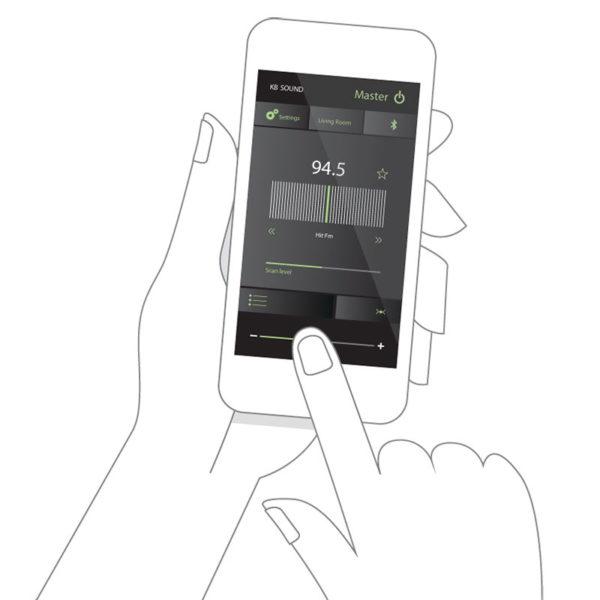 SELECTBT hand app