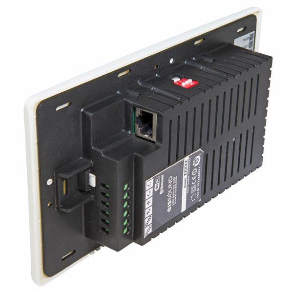 soundaround inwall controller - rear view