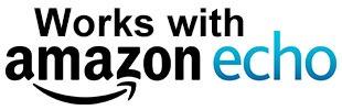 Works with Amazon Echo