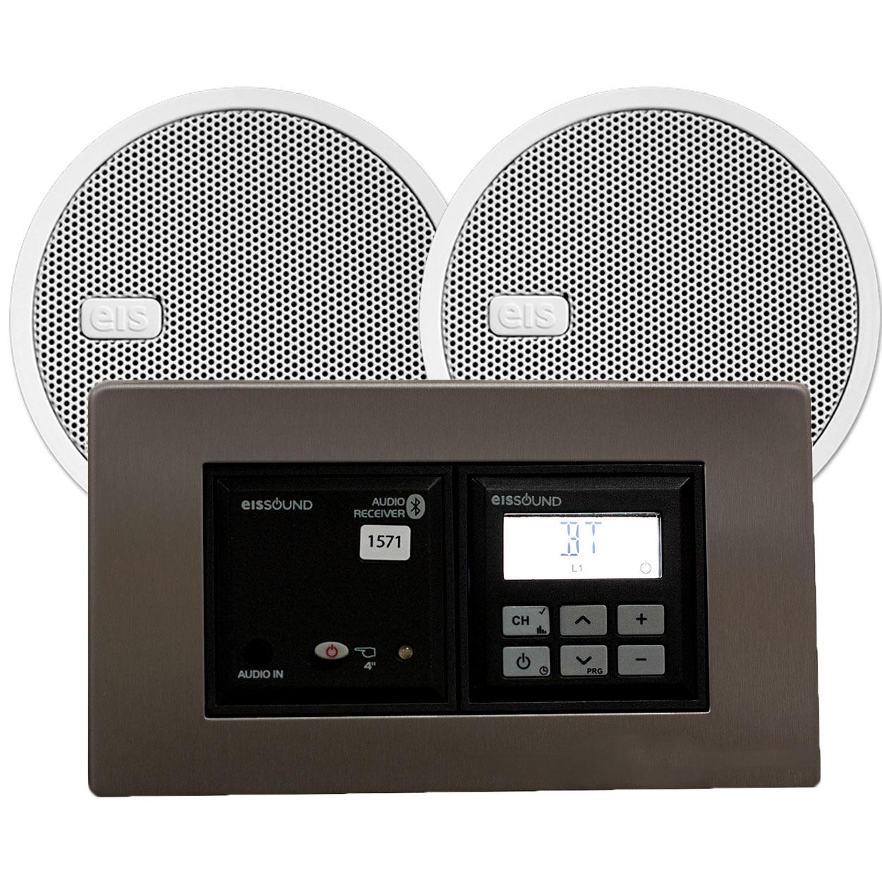 Mando In Wall FM/DAB Radio & Bluetooth System