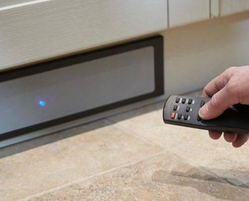 contralto-bluetooth-soundbar-kitchen-plinth-remote-control